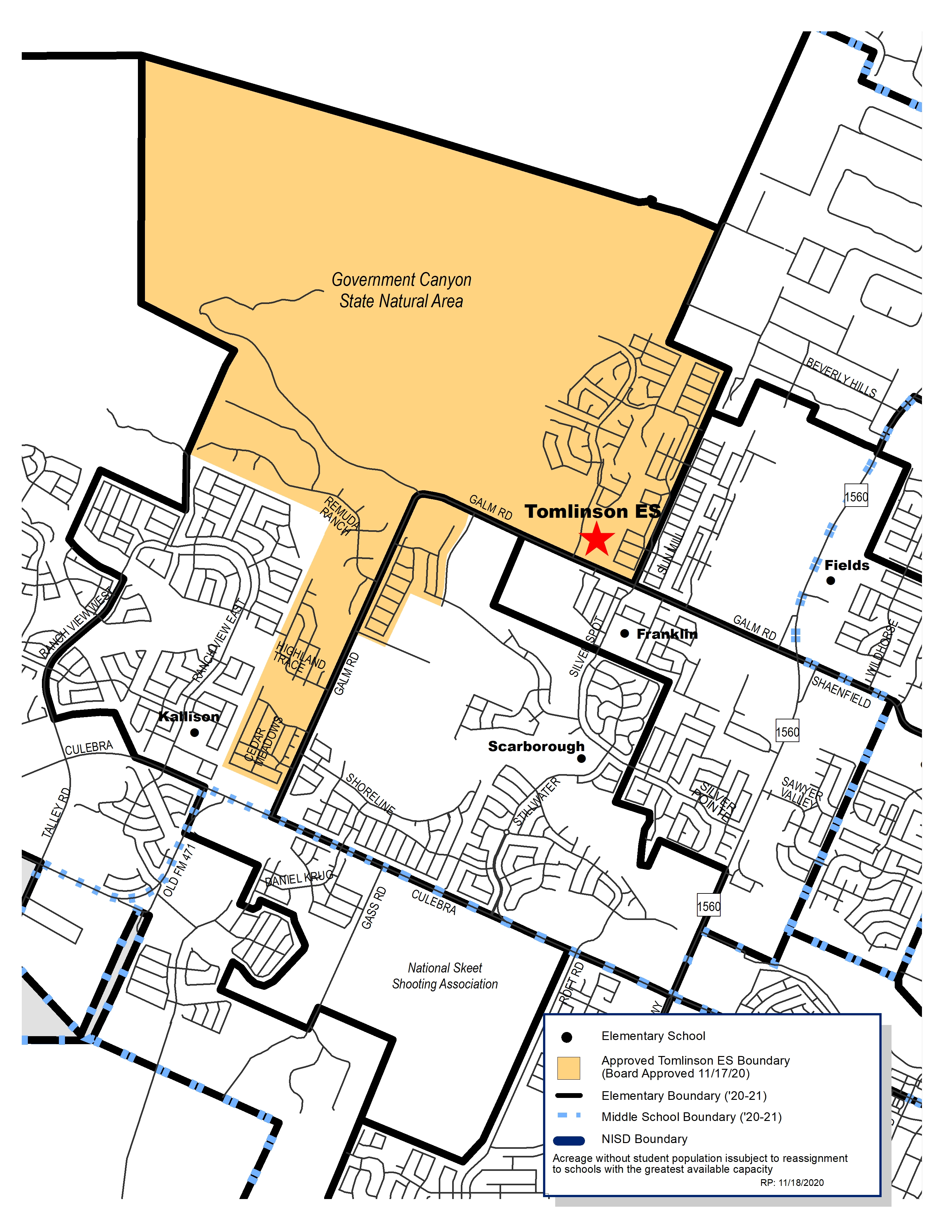 Nisd Calendar 2021-22 Tomlinson Elementary School opens in 2021 22   Tomlinson