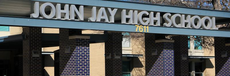 John Jay High School Building