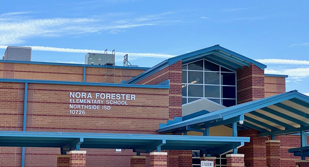Forester Front of School