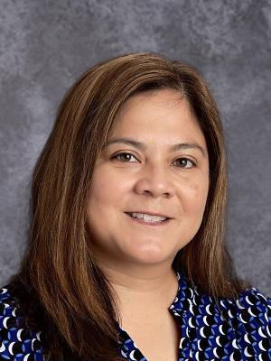 Portrait of the Vice Principal, JoAnn Armenta