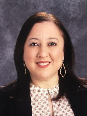 Vice Principal of Cable Elementary Jessica Garza
