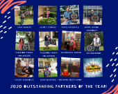 2020 Outstanding Partners of the Year