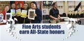 15 Fine Arts students earn All-State honors feature image