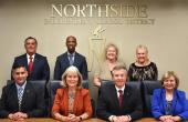 northside board members smiling