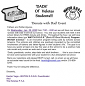 Dads of Helotes Students