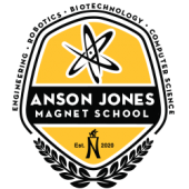 Jones STEM Magnet Campus Logo