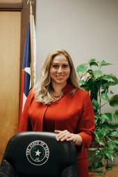 Judge Rosie Alvarado