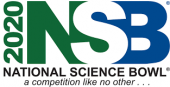 Logo for National Science Bowl
