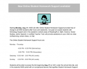 Online Student Homework Support Available